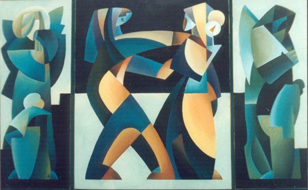 Fate (triptych)
