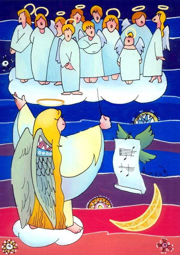 The Angel's Choir
