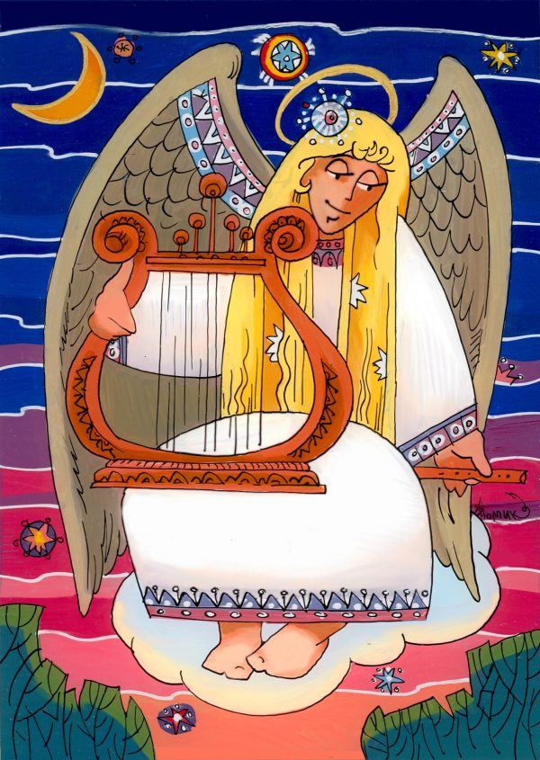 The Harp and the Flute