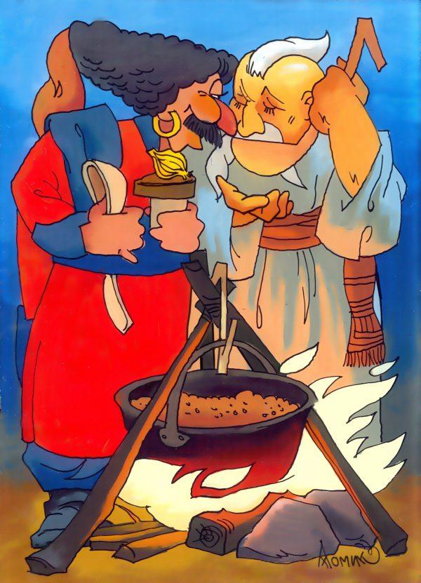 Oatmeal Cooks